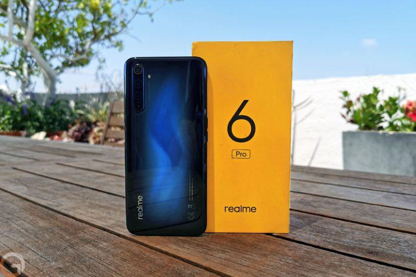 realme 6 Pro (צילום: רונן מנדזיצקי, גאדג'טי)
