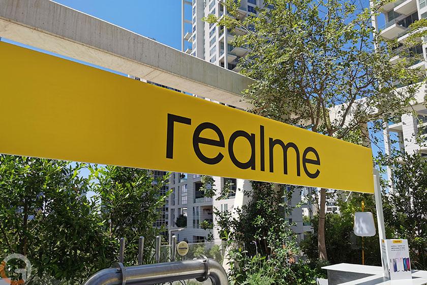 realme (צילום: רונן מנדזיצקי, גאדג'טי)