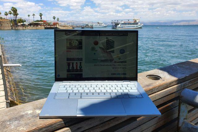 גאדג'טי מסקר: ASUS Chromebook Flip C433 – נייד כרומבוק פרימיום