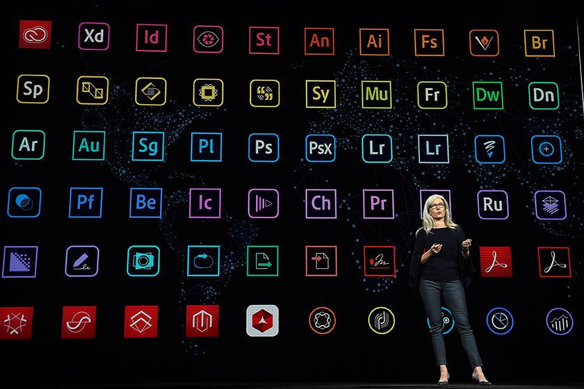 כנס Adobe Max 2019 (תמונה: Adobe)