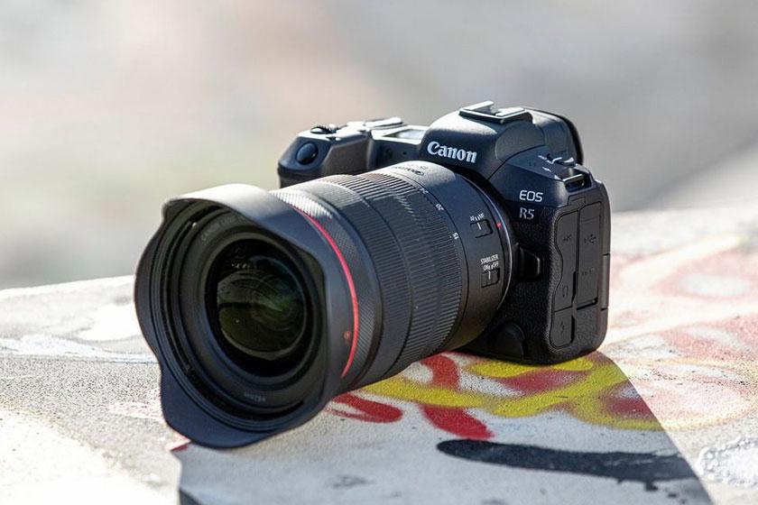 Canon EOS R5 (תמונה: Canon)