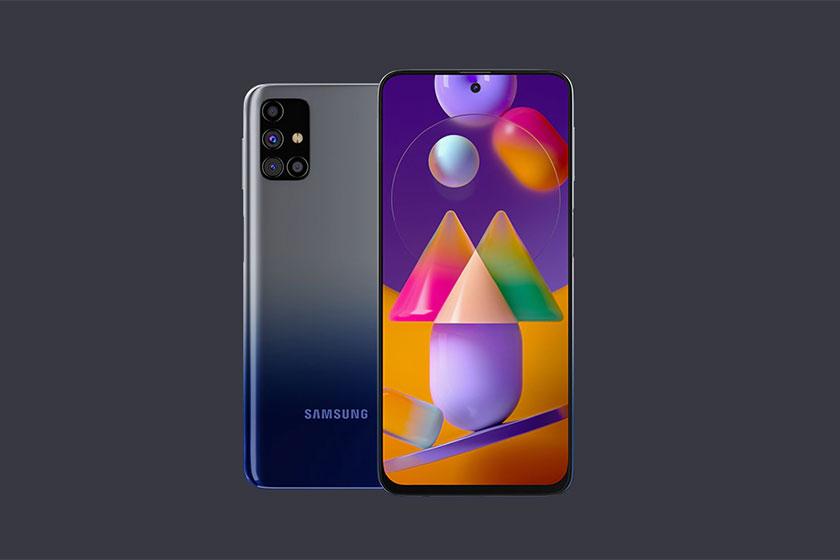 Galaxy M31s (תמונה: Samsung)