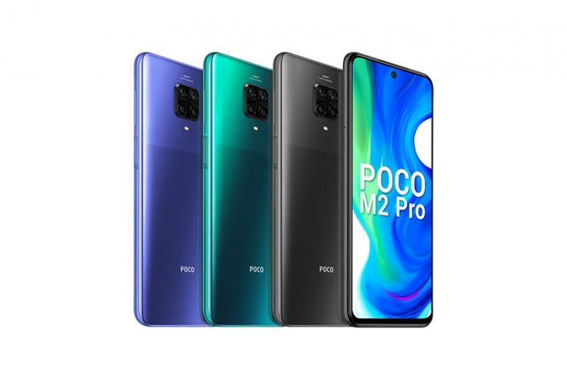 Poco M2 Pro (תמונה: Xiaomi / Poco)