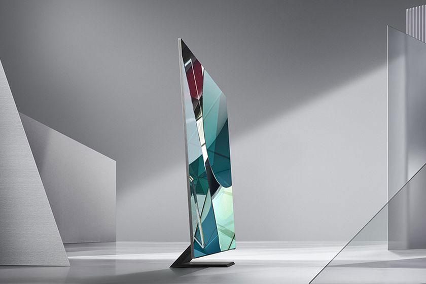 QLED 8K Q950TS (תמונה: Samsung)