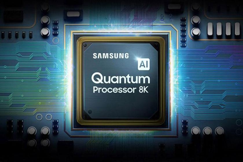 מעבד Quantum 8K (תמונה: Samsung)