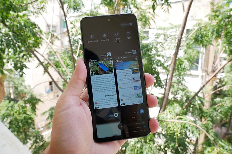 Redmi Note 9 Pro (צילום: אוהד צדוק, גאדג'טי)