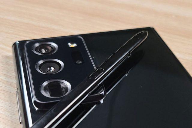 הדלפה: Galaxy Note 20 Ultra נחשף בתמונות חיות עם עיצובו המלא