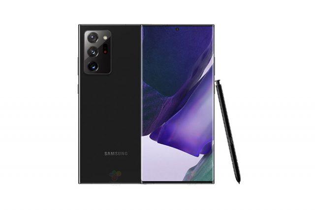 Galaxy Note 20 Ultra (תמונה: Winfuture.de)