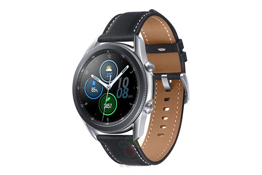 Samsung Galaxy Watch 3 45mm (תמונה: winfuture)