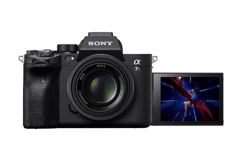 Sony A7S III (תמונה: סוני)