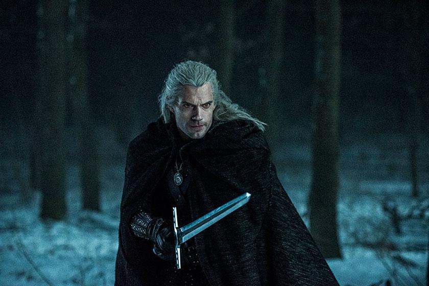 The Witcher (צילום: Katalin Vermes, תמונה באדיבות Netflix)