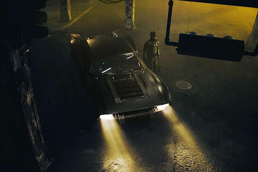 באטמן 2021 (תמונה: Warner Bros)