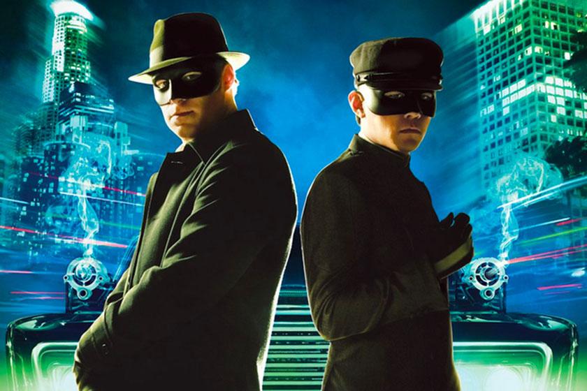 הצרעה הירוקה (2011, תמונה: Sony Pictures)