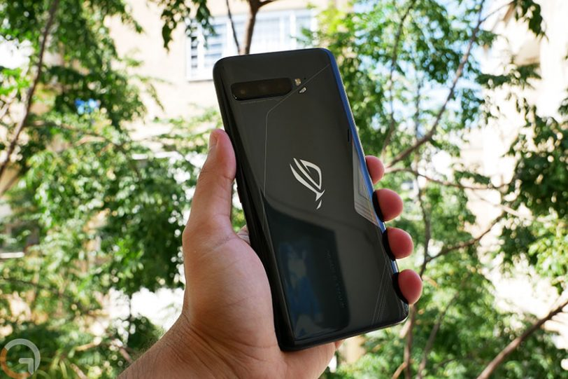 ROG Phone 3 (צילום: אוהד צדוק, גאדג'טי)