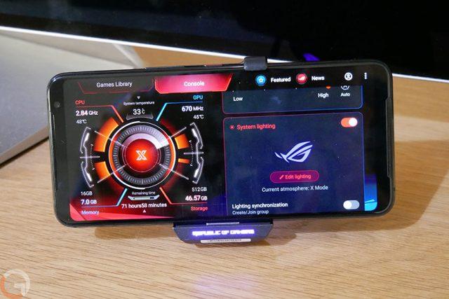 אסוס תשיק את ה-ROG Phone 4 בישראל בהמשך השנה
