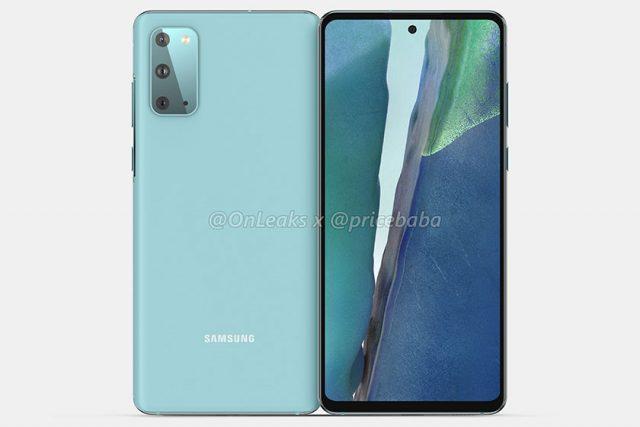 Samsung Galaxy S20 FE 5G (תמונה: pricebaba)