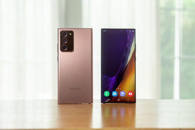 כל הפרטים מההכרזה על Galaxy Note 20 Ultra: עיצוב, מפרט טכני ומחירים
