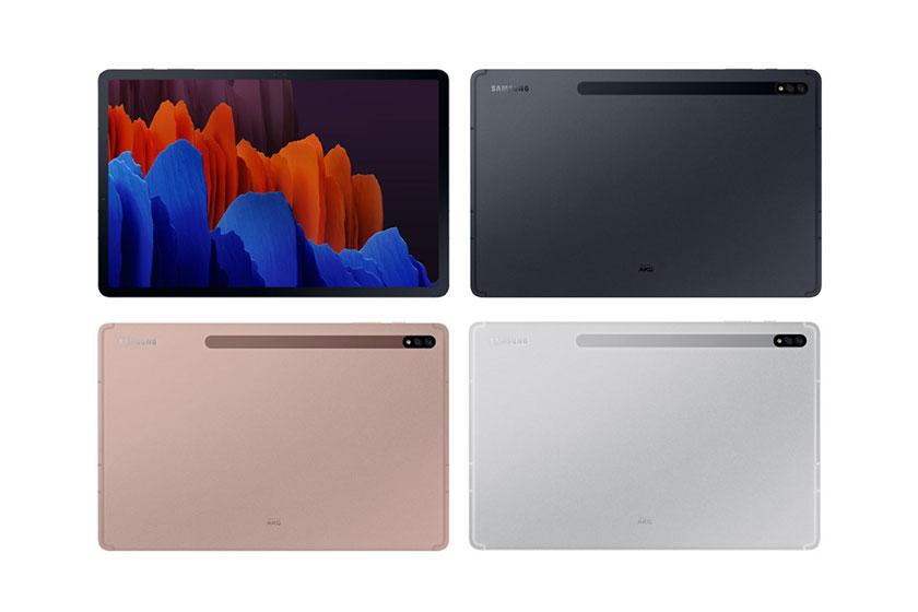 סדרת ה-Galaxy Tab S7 (תמונה: Samsung)