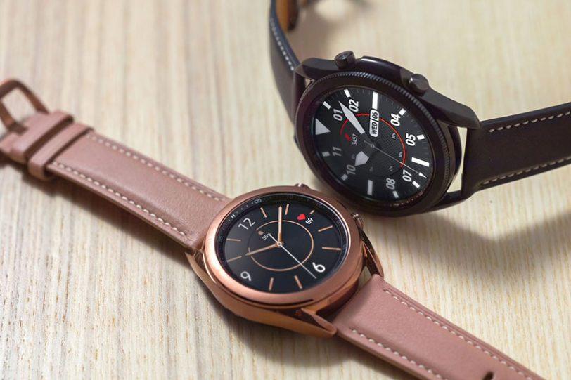 Galaxy Watch 3 (תמונה: Samsung)