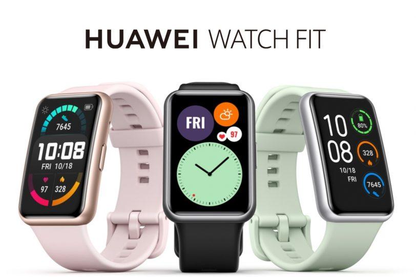 שעון Huawei Watch Fit (מקור וואווי)