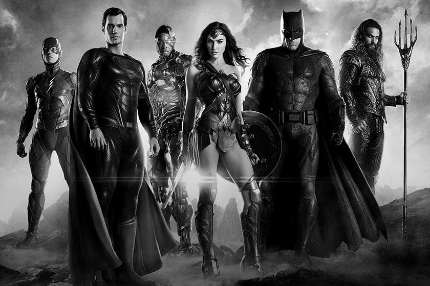 ליגת הצדק (תמונה: Warner Media)