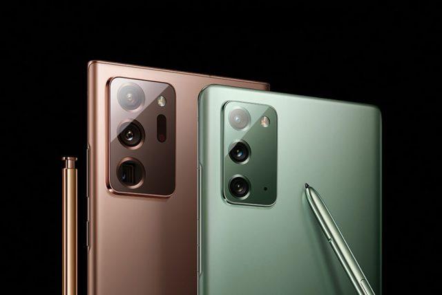 נפתחה ההזמנה המוקדמת ל-Galaxy Note 20 ו-Note 20 Ultra עם אוזניות במתנה