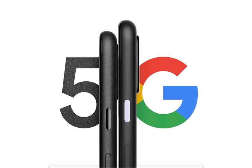 Pixel 5G (תמונה: Google)