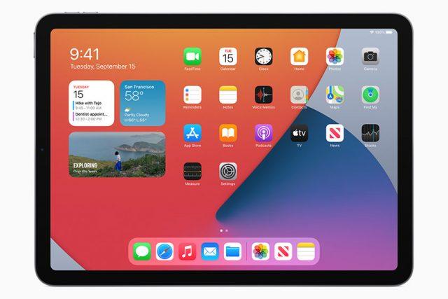 iPad Air 2020 (תמונה: אפל)