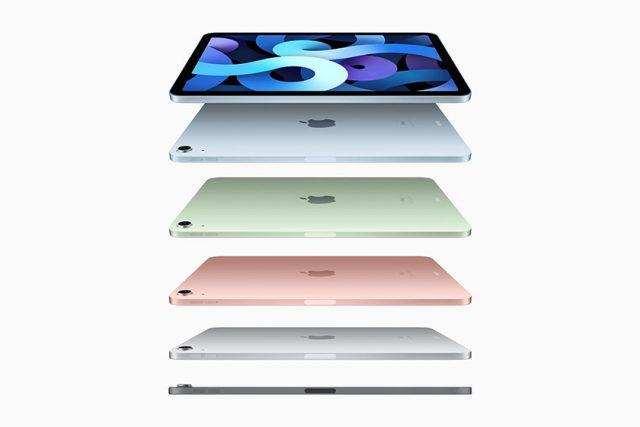 טאבלט ה-iPad Air 2020 של אפל מגיע לישראל