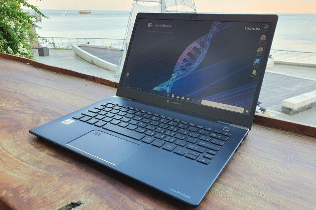 """גאדג'טי מסקר: Dynabook Portege X30L-G – נייד במשקל """"נוצה"""" למשתמשים בדרכים"""