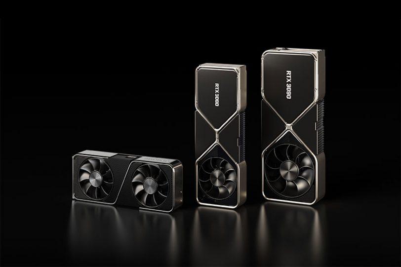 סדרת כרטיסי GeForce RTX 30 (תמונה: NVidia)