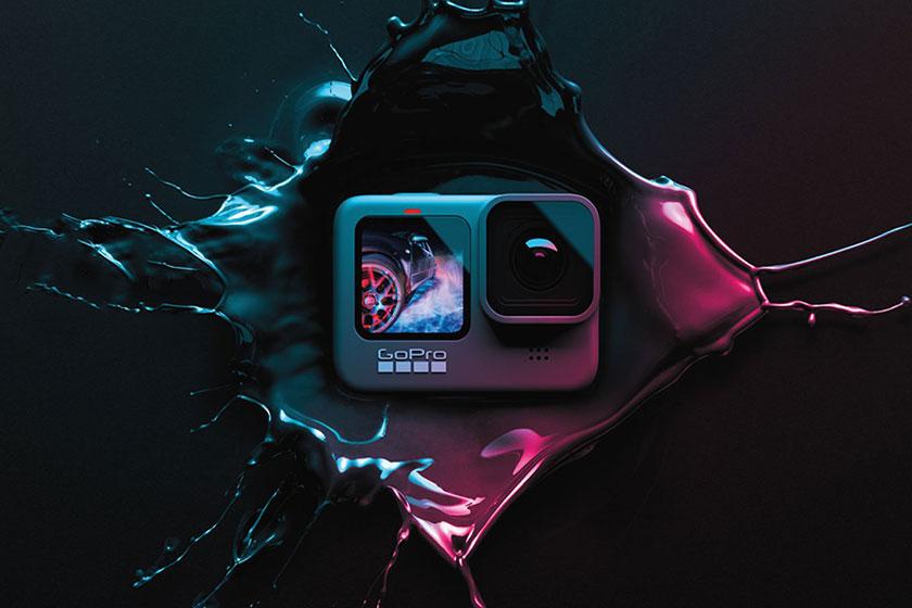 מצלמת GoPro Hero9 Black (מקור GoPro)