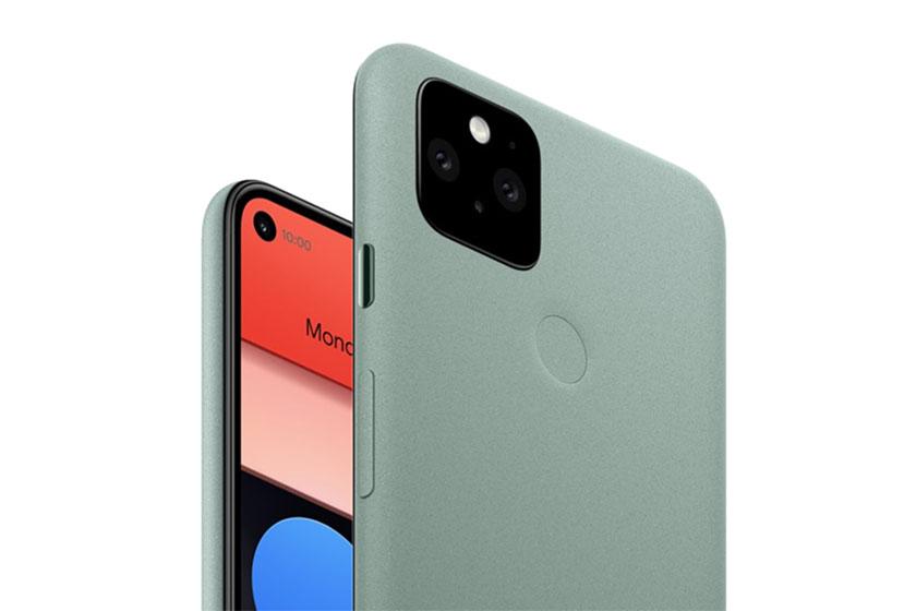Google Pixel 5 (תמונה: גוגל)
