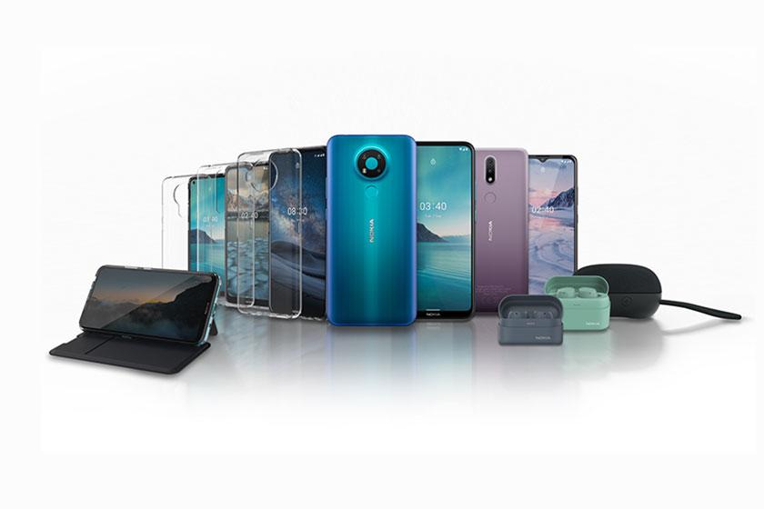 """Nokia Family (תמונה: יח""""צ)"""