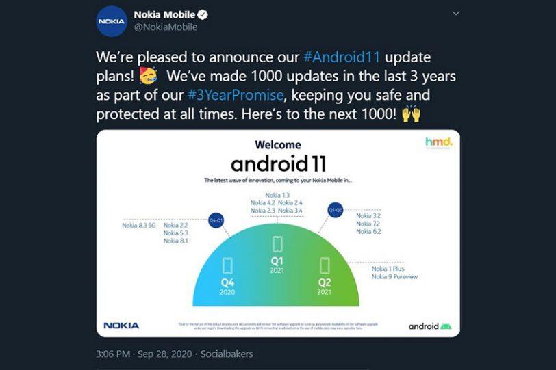 Nokia Roadmap (תמונה: neowin)