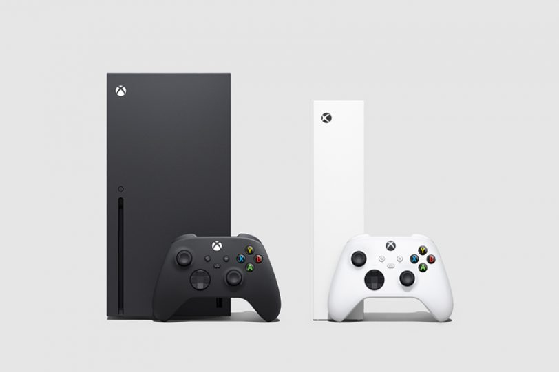 Xbox Series S ו-Xbox Series X (תמונה: Microsoft)