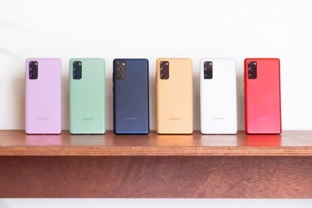 הוכרז: Samsung Galaxy S20 FE – מסך 120 הרץ, זום אופטי פי 3 ומחיר של 699 דולר