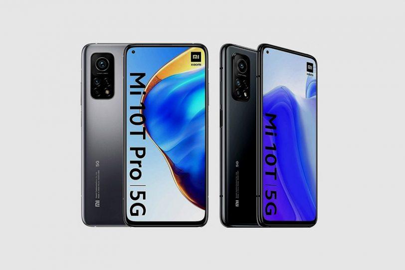 Xiaomi Mi 10T Pro ו-Mi 10T