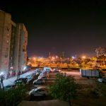 מצלמה רחבה - מצב לילה