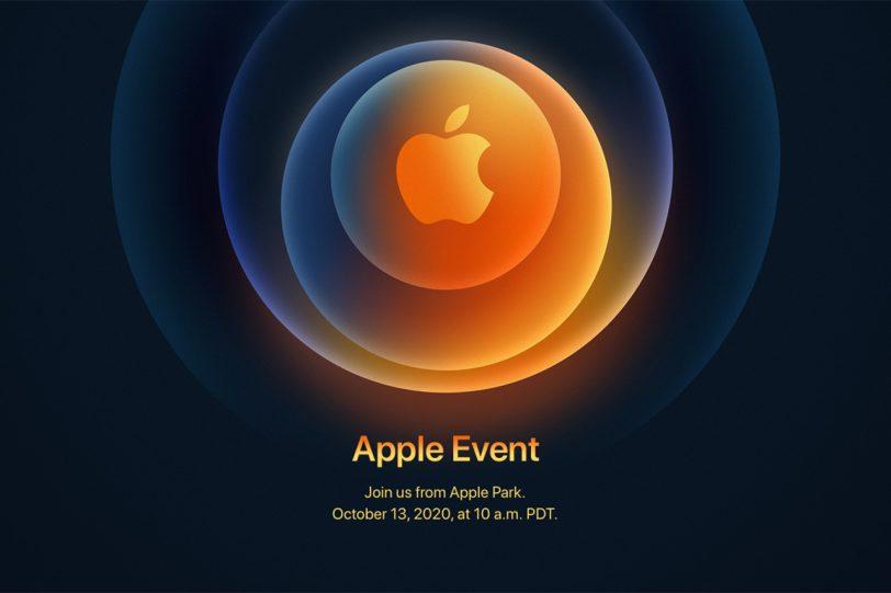 הזמנה לאירוע iPhone 12 (תמונה: Apple)
