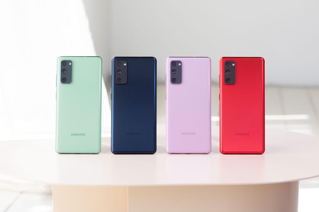Galaxy S20 FE (תמונה: Samsung)