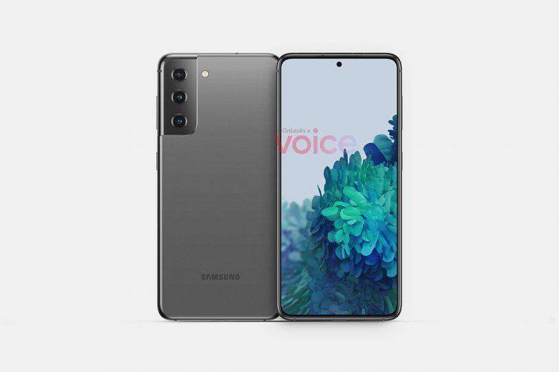 Galaxy S30/S21 (הדלפה: OnLeaks@)