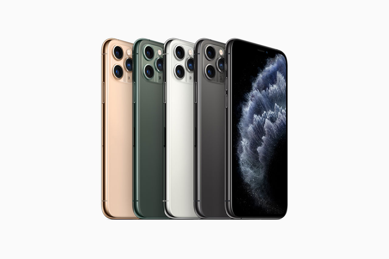 iPhone 11 Pro (תמונה: Apple)