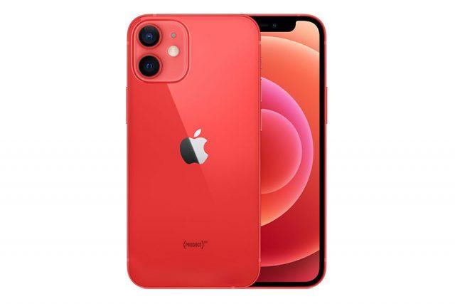 iPhone 12 Mini (תמונה: Apple)