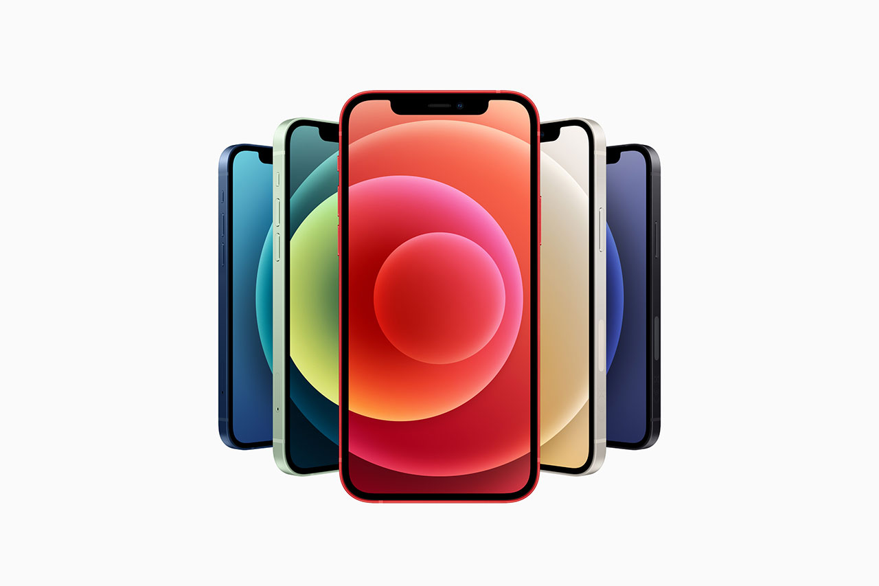 iPhone 12 (תמונה: Apple)