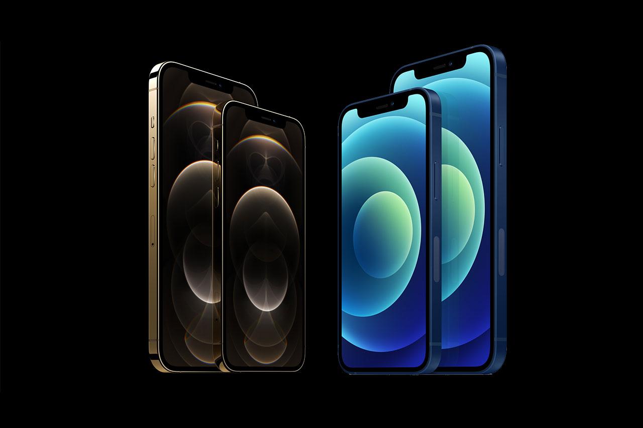 סדרת האייפון 12 (תמונה: Apple)