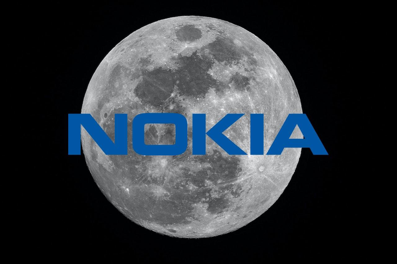 נוקיה מגיעה לירח (תמונת מקור Mike Petrucci