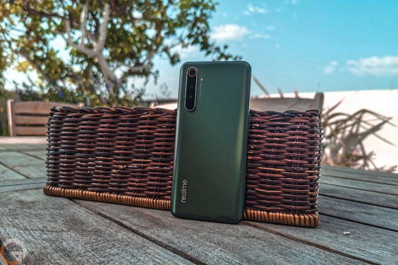 Realme X50 Pro 5G (צילום: רונן מנדזיצקי, גאדג'טי)