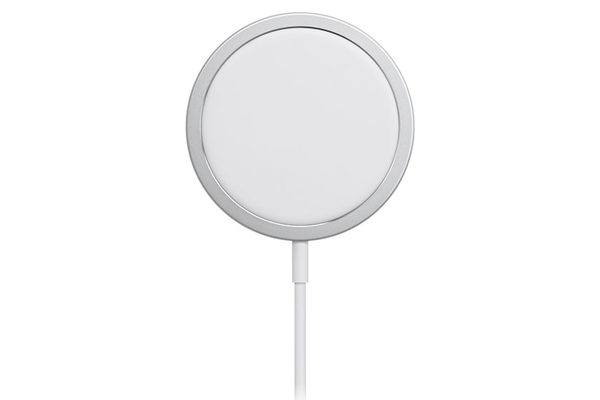 Apple MagSafe Wireless Charger (תמונה: אפל)