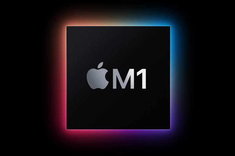 שבב Apple M1 (תמונה: Apple)